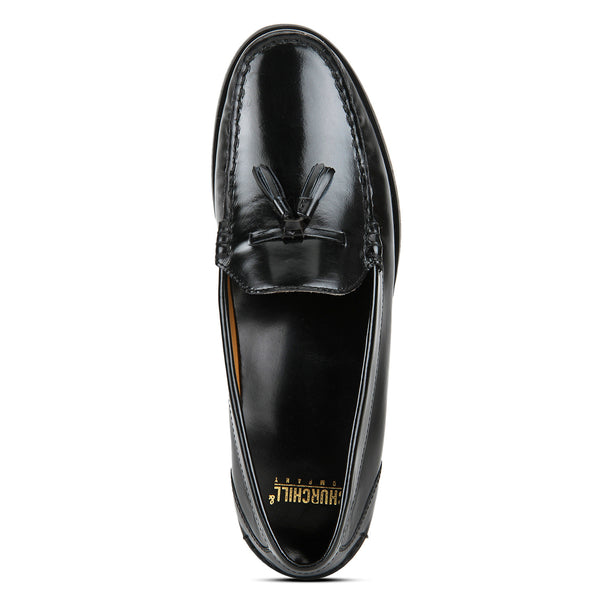 Hatton: Black Loafer