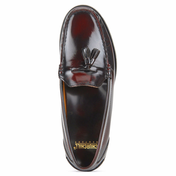 Hatton: Cherry Loafer