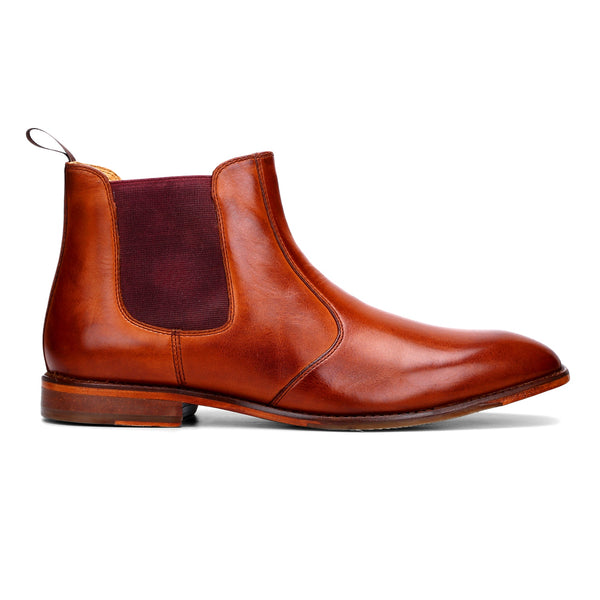 Rodeo: Tan Chelsea Boot