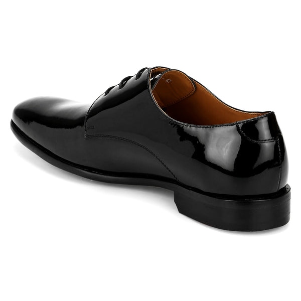 Zeeky: Patent Black Derby