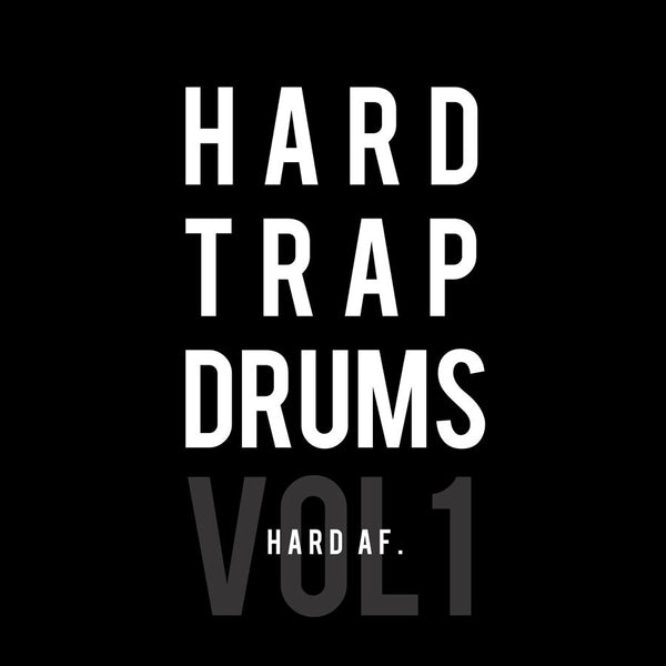 HARD TRAP DRUMS vol. 1