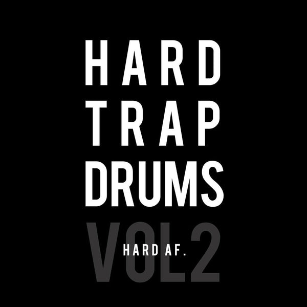 HARD TRAP DRUMS vol. 2