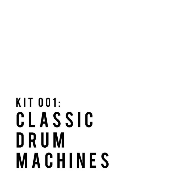 kit 001: 68 classic drum machines (free) – ERASERFASE