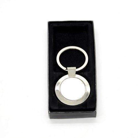 Round  - Sublimation Keyring