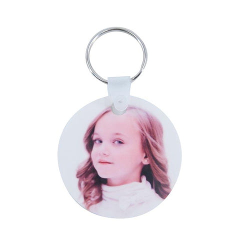 HPP Round Keyring - Double Sided