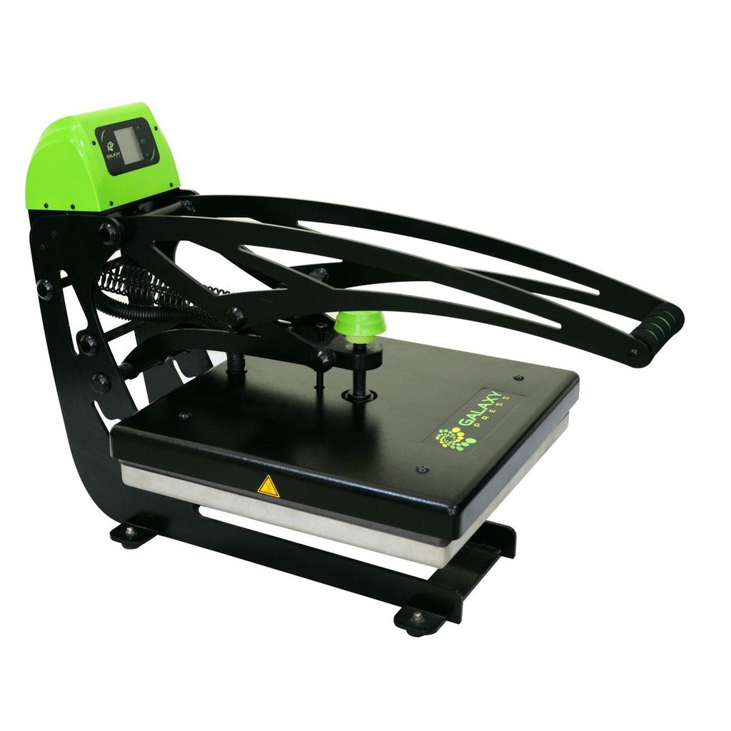 11 x 15 galaxy manual heat press machine