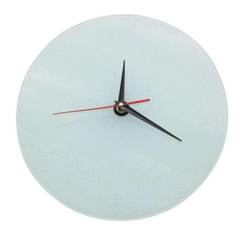 30cm Toughened Glass Clock