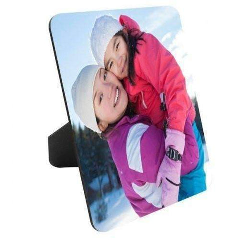 UniSub MDF Photo Panel  8'' x 10'' with easel