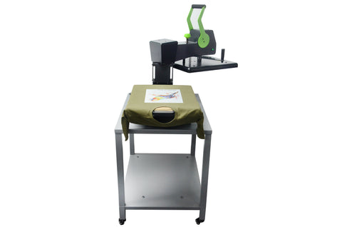 dino galaxy hero swing press dp200 for sublimation and t-shirt printing
