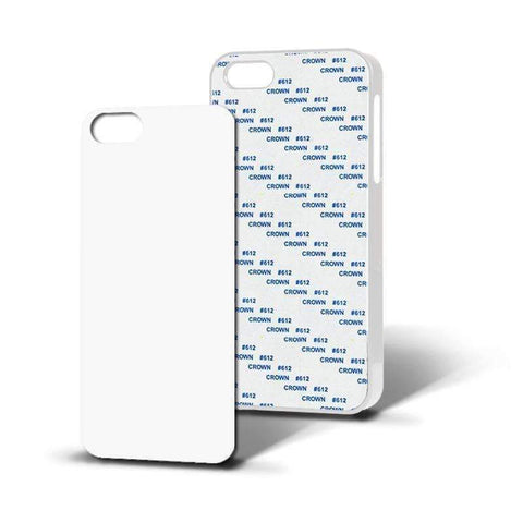 iPhone 5S / SE Plastic Case - White
