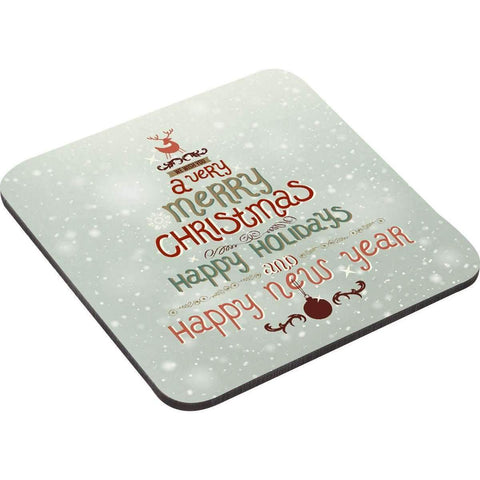 Unisub cork backed sublimation blank coaster