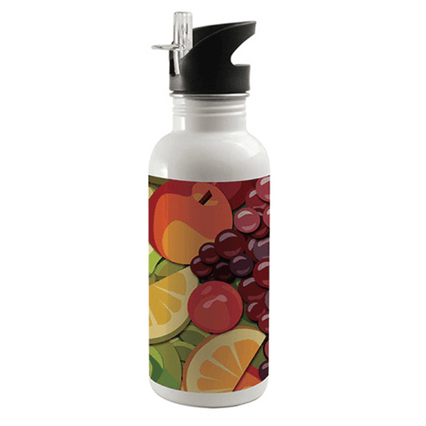 sublimation blank 600ml straw water bottle