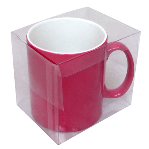 Sublimation blank 10 x Acetate Mug box