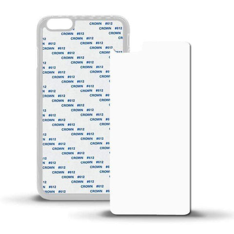 iPhone 6 Plus Plastic Case - White