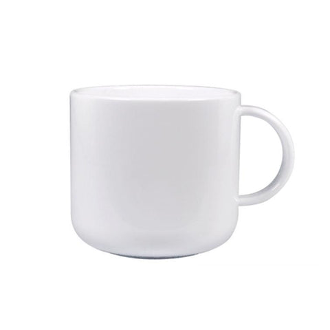 6oz childrens sublimation blank polymer mug