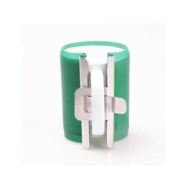 Sublimation blank 10/11oz Green Mug Clamp