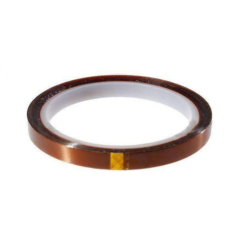 Gold High Temperature Heat Tape 10mm x 33m