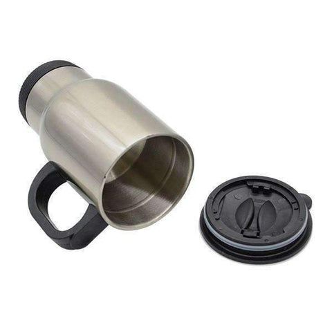Sublimation blank 14 oz Stainless Steel Travel Mug Silver