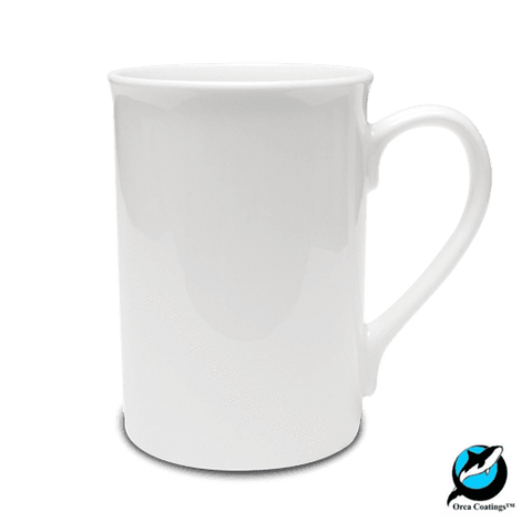 Sublimation blank 1x Orca Windsor Fine Bone China Mug