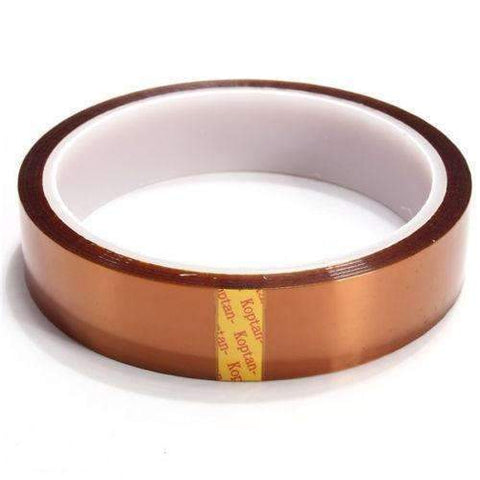 Gold High Temperature Heat Tape 2cm x 33m