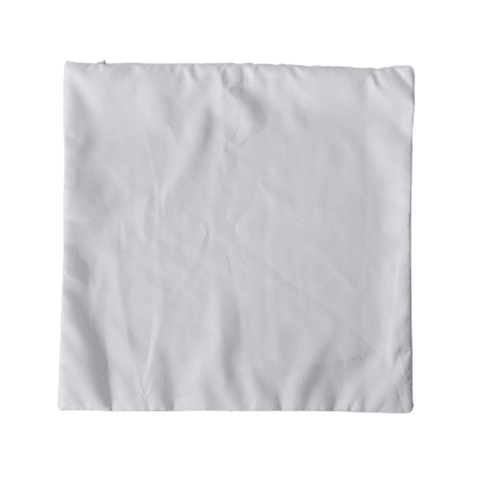 Cushion Cover 40 x 40 cm white sublimation blanks