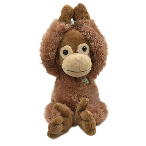 Dark brown sublimation monkey