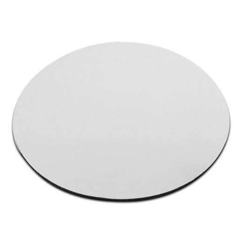 Fabric 3mm round mouse pad 19.6cm sublimation blanks