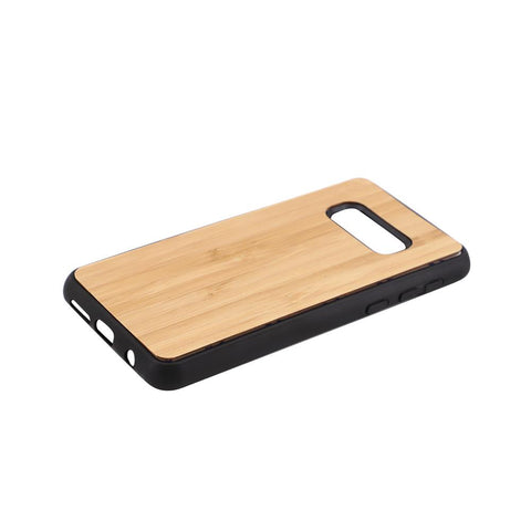 Galaxy S10 Lite Sublimation blank bamboo phone case