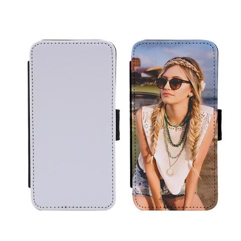 Galaxy S20 Plus sublimation blank pu leather flip case
