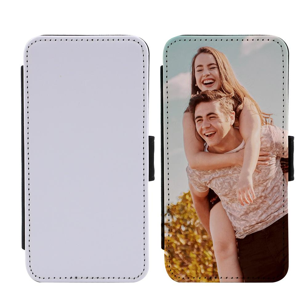 Galaxy S20 Ultra sublimation blank pu leather flip case