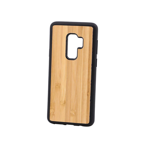 Galaxy S9 Sublimation blank bamboo phone case