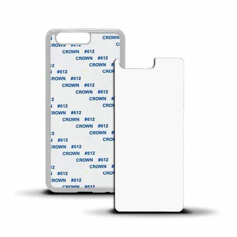 Huawei P10 Plastic Case White sublimation blanks