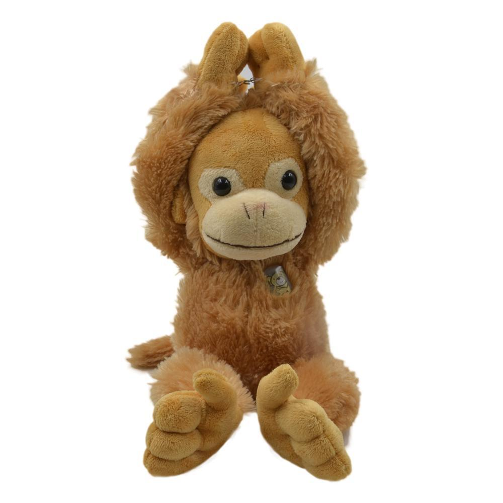 Light brown sublimation monkey