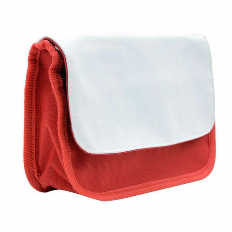 Pencil case red sublimation blanks