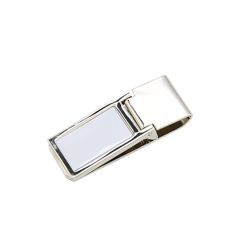 sublimation blank metal money clip