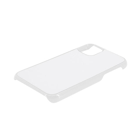 iPhone 11 Pro Max 6.5 - Plastic Case - White