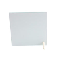 Sublimation blank glass photo panel