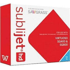Virtuoso SG400 SG800 Cartridge Cyan ( 29ml ) sublimation blanks