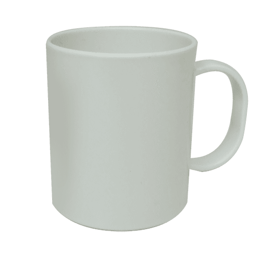 Sublimation blank 11oz Polymer Unbreakable Mug