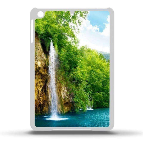 iPad Mini 1/2/3 Plastic Case - White