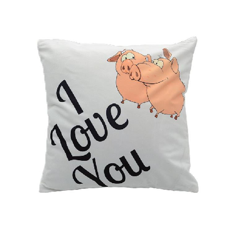 charpie sublimation cushion cover