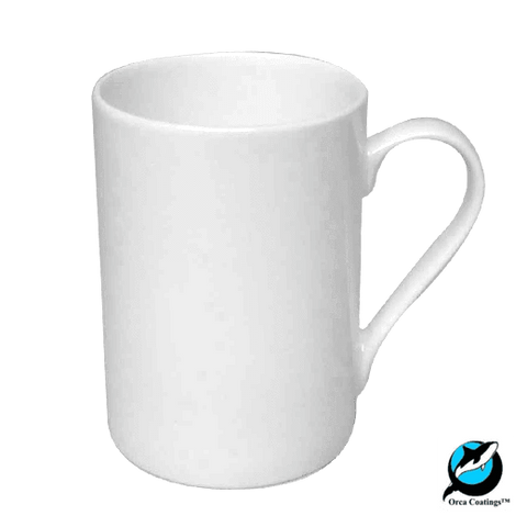 Sublimation blank 1x Orca Birmingham Fine Bone China Mug