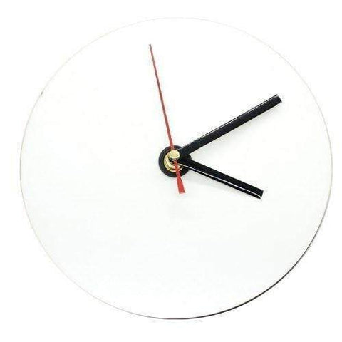 Sublimation blank 20cm MDF Clock