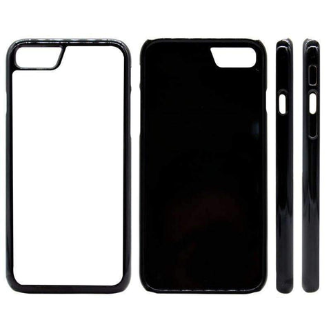 iPhone 7 Plastic Case - Black