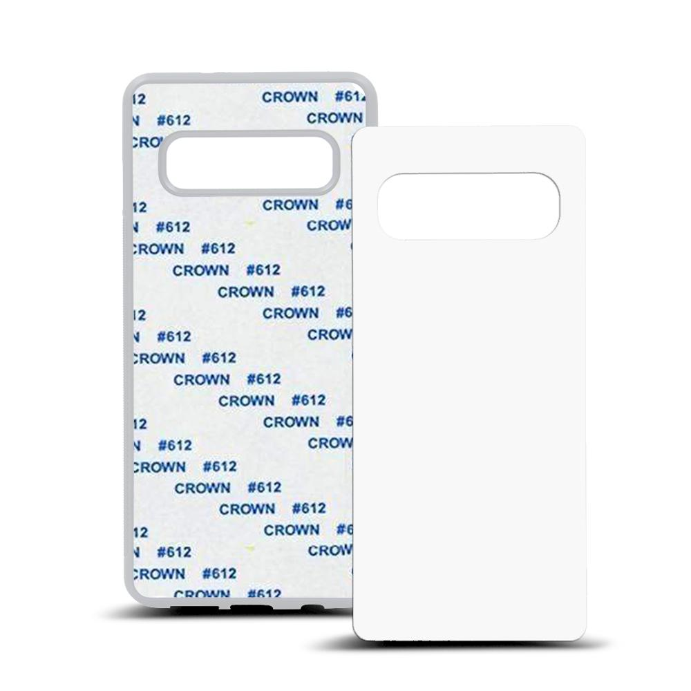 galaxy s10 Plus sublimation blank rubber case