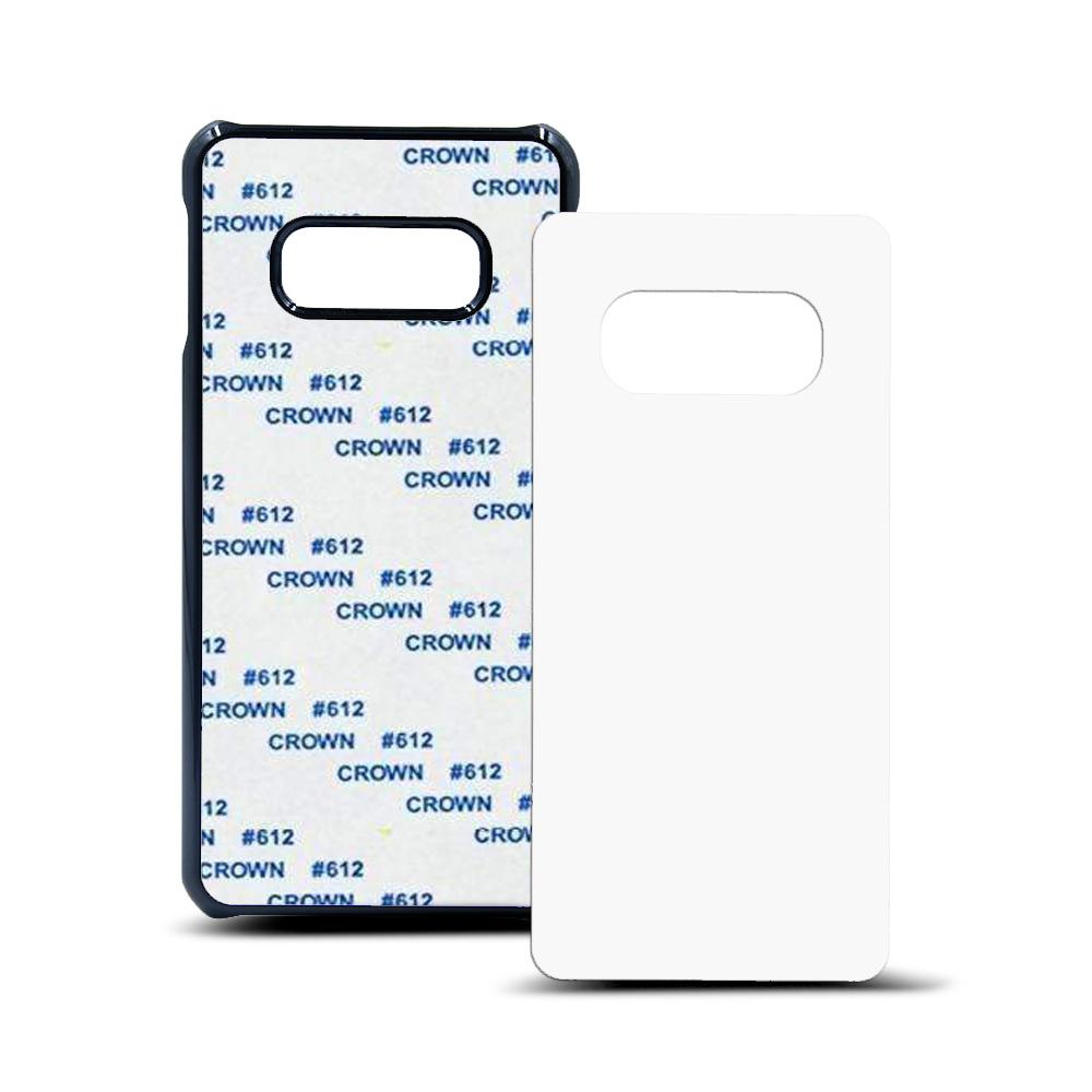 galaxy s10e sublimation blank plastic case