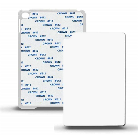 iPad Mini 4 Plastic Case White sublimation blanks