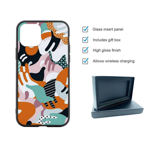 iPhone 11 5.8 subliglass sublimation case