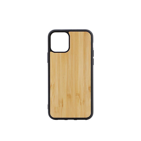iPhone 11 5.8 sublimation blank bamboo case