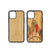 SubliWood- iPhone 11 5.8 - Bamboo Case
